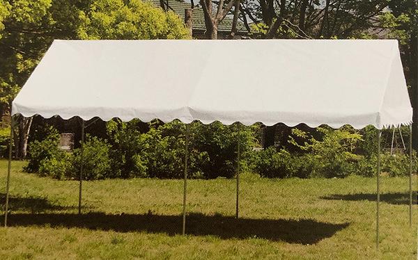 屋形テント